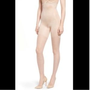 NIB SPANX Firm Believer High Waist Sheer S2 Size B
